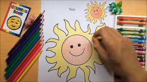 the sun coloring pages plus lots more coloring pages by kids