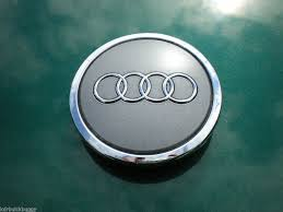 audi factory audi factory oem center wheel lug dust hub cap rim cover 4b0 601