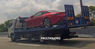 lexus car price list malaysia lexus lc 500 tiba di m u0027sia semakin hampir dilancar