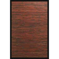 Bamboo Area Rug Bamboo Area Rugs Rugs The Home Depot