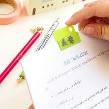 fourniture de bureau nancy transpare coloré décoratif écrit papier photo accessoires de