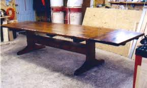 10 ft farmhouse table hawley s fine woodworking