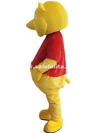 size pooh bear christmas parade costume birthday party winnie the