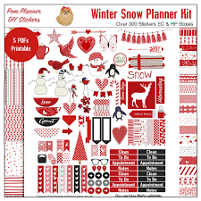 To Do Stickers Free Winter Bible Journaling Planner Stickers Biblejournallove Com