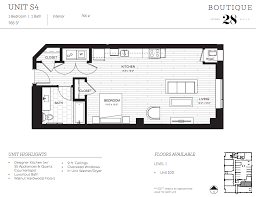 studio floor plans boutique 28