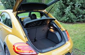 volkswagen beetle trunk in front 2017 volkswagen beetle dune the car magazine