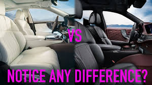 lexus ls interior 2018 lexus ls 500 vs ls 500h interior design performance