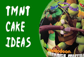 easy tmnt cake ideas from scratch or use a decorating kit