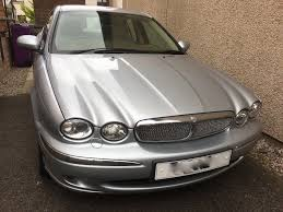 jaguar x type saloon car in arbroath angus gumtree