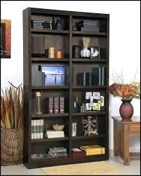 Bookcase With Glass Doors Target Bookcase Bookcase With Doors Door Bookshelf