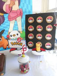111 best pokemon birthday images on pinterest pokemon birthday