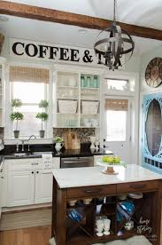 Kitchen Deco Ideas by Spring Decorating Ideas Spring Home Tour