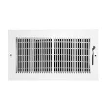 Baseboard Dimensions Truaire 30 In X 8 In Baseboard Return Grille 3 4 In Back H123rw