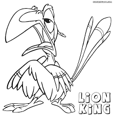 best lion king scar coloring pages images