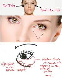 how cover dark circles properly under eye can cause the appearance of bags your eyes besides