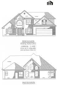 luxury house plans with photos porches on front and back modern
