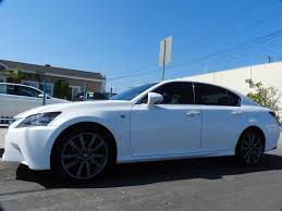 lexus wheels color 2014 used lexus gs 350 f package f sport all wheel drive
