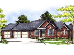 House Plans Angled Garage Dover Place Ranch Home Plan 051d 0384 House Plans And More