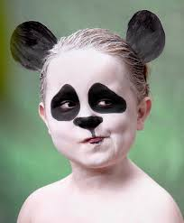 Baby Panda Halloween Costumes 17 Cool Kids Halloween Makeup Ideas Makeup Ideas Halloween