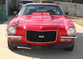 1973 camaro split bumper for sale 2nd generation camaro ss split bumper the 2nd generation split