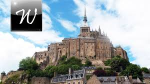 Mont Saint Michel Interior Mont Saint Michel France Hd Youtube