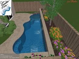 Pool Ideas For A Small Backyard Swimming Pool Designs For Small Yards Enchanting Decor B Small