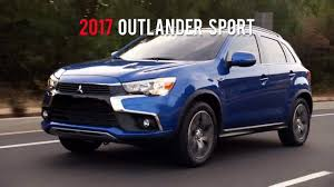 2017 mitsubishi outlander sport limited edition 2017 outlander sport for 16 988 or 199 month youtube
