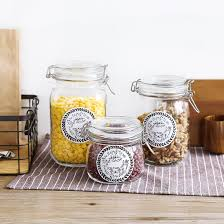 compare prices on glass food canisters online shopping buy low glass storage bottles jars home kitchen coffee sugar tea jars storage bottles sealed canister jar container