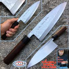 takefu village deba 180mm by mr hideo kitaoka kitchen knife