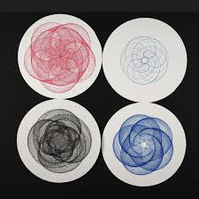 draw infinite geometric designs with the duograph a compact new