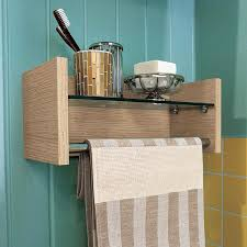 perfect ideas for organization of space in the small bathrooms