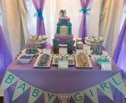 owl themed baby shower ideas purple owl baby shower decorations baby showers ideas
