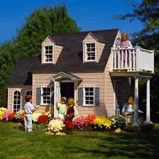 Oprah Winfrey Homes by Cotton Candy Manor Lilliput Play Homes