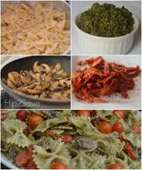 cold pesto pasta salad recipe u2013 hip2save