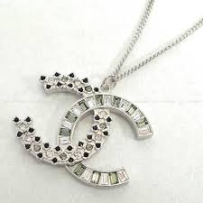big rhinestone necklace images Brandshop yochika chanel chanel big here mark rhinestone storace jpg
