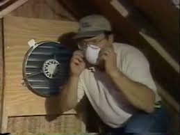 installing a gable vent fan cool attic gable mount youtube