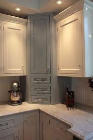 kitchen corner cabinet ideas kraftmaid cabinets glass doors 200