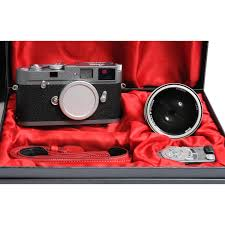 10375 leica m a hammer tone edition with 0 95 noctilux and leicameter