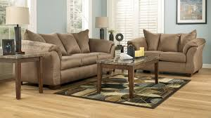 ashley furniture sofa sets ashley furniture darcy sofa attractive mocha sleeper signature