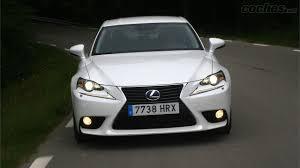 lexus is300h usa pruebas lexus is 2013 noticias coches net