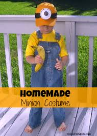 baby minion costume how to make a despicable me minion costume