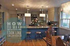 kitchen bulkhead ideas how to make your kitchen look like a million bucks on a limited budget