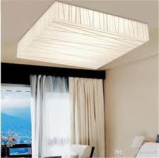 sale square led ceiling light size 350mm ac85v 220v bedroom