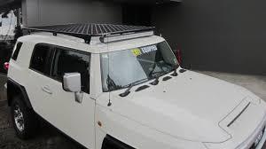 roof rack emergency light bar light mounts