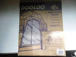 Igloo Dog House Small Dogloo Door Sizes U0026 Dogloo Ruff Hauz Dog House Door Size Small New
