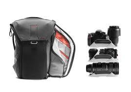 first camera ever made everyday backpack peak design