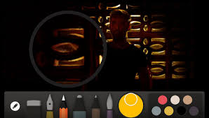how to write on black paper mastering paper by fiftythree made mistakes mastering paper by fiftythree how to use zoom while painting