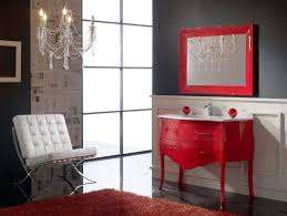 Powder Room Decor Ideas Red And Black Bathroom Ideas Pictures For Wall Decor Suitable
