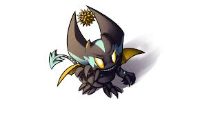 zoomer shadow zoomer the dark chao by deroko on deviantart