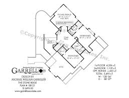 Stone House Plans Stone Ridge House Plan House Plans By Garrell Associates Inc